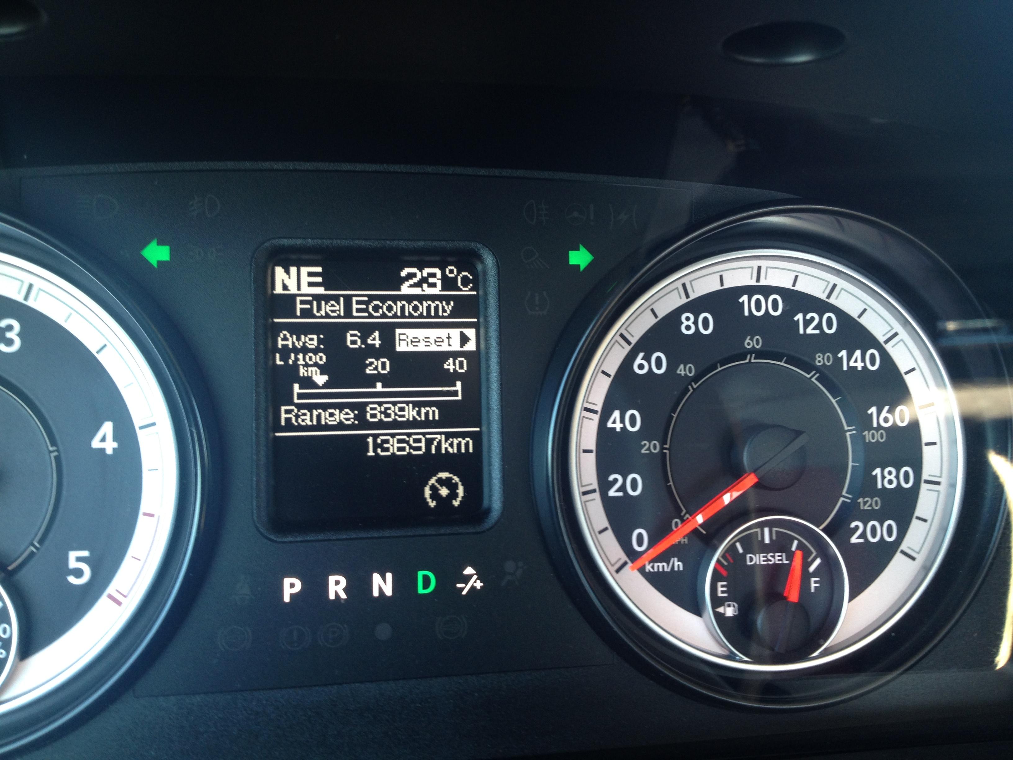 Fuel Mileage Page 2