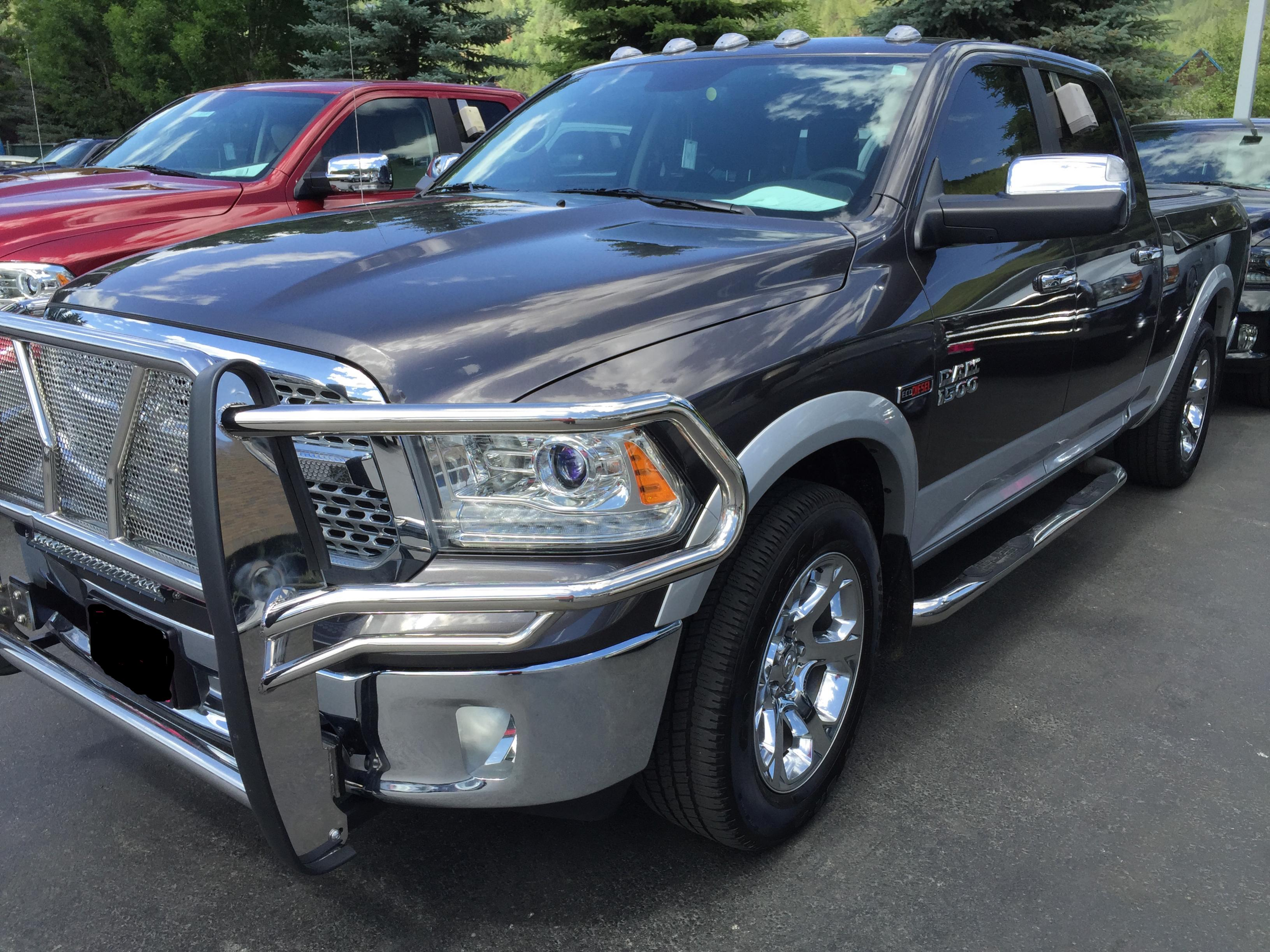 Found A Used 2014 Ecodiesel