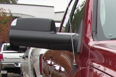 Towing Mirrors For 2014 Dodge Ram 1500