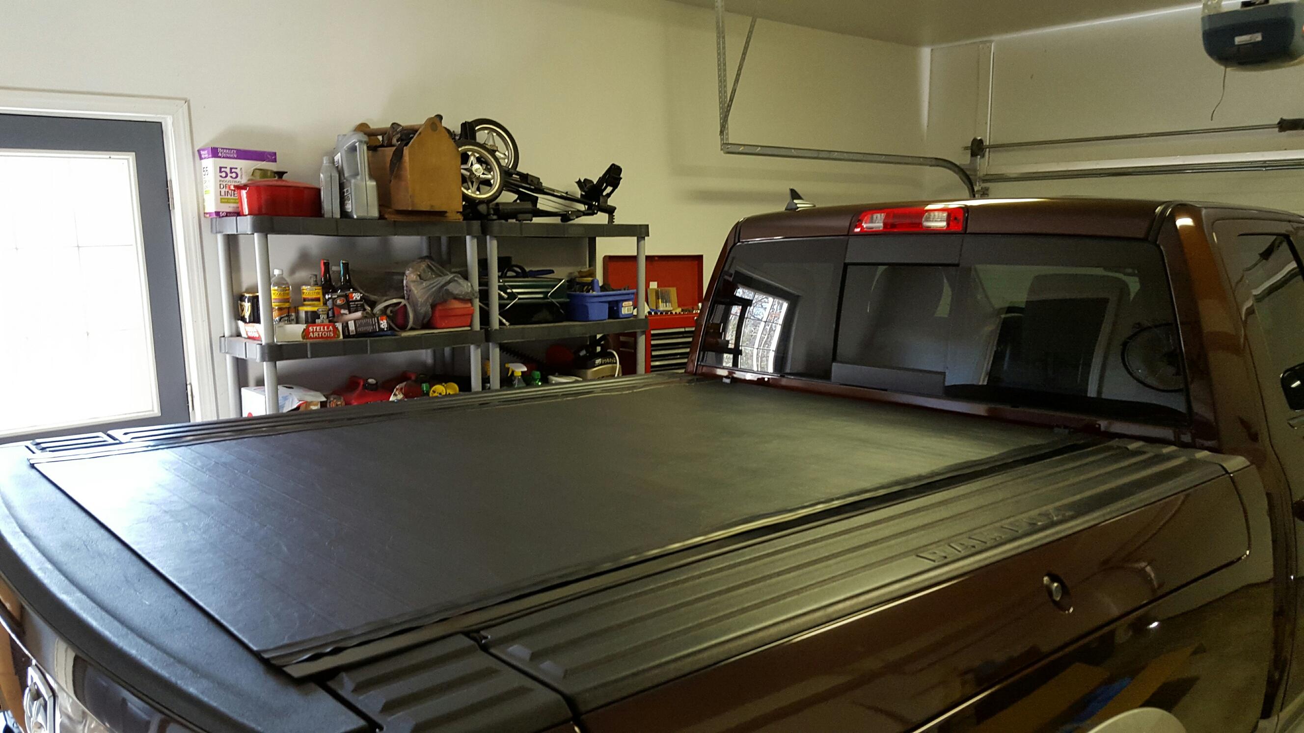 Dodge Ram 1500 Ecodiesel >> REVIEWED: BAK Roll-X tonneau and DeeZee Heavyweight Bed ...