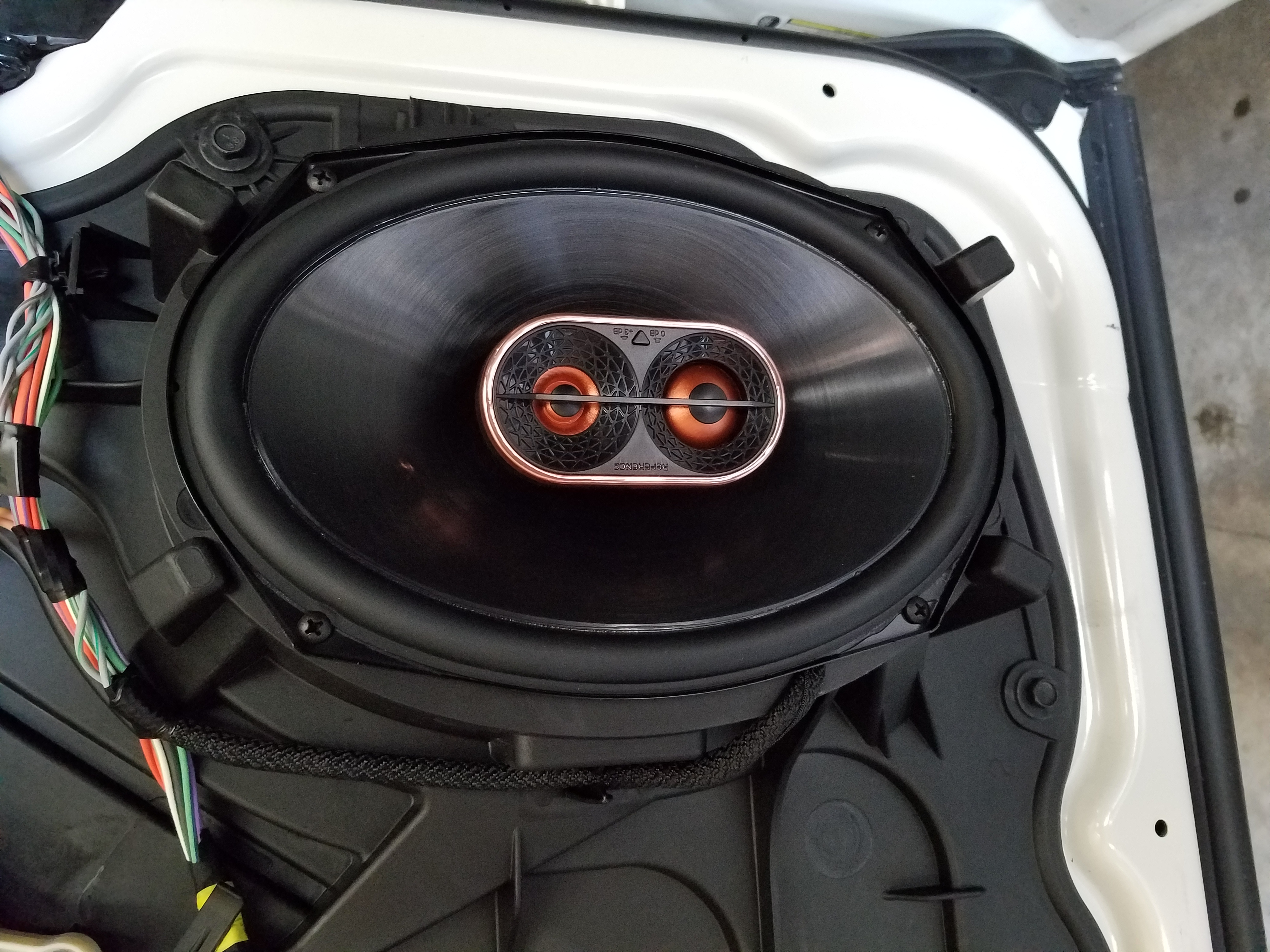 Alpine 8.4 Sound and Upgrade Speakers - Page 19