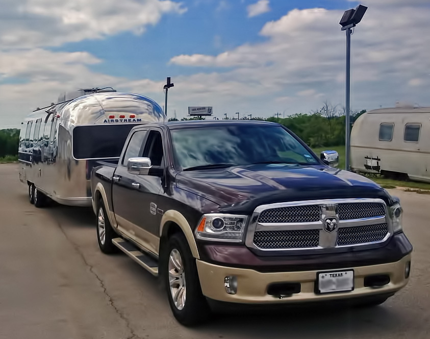 airstream tow test results. Black Bedroom Furniture Sets. Home Design Ideas