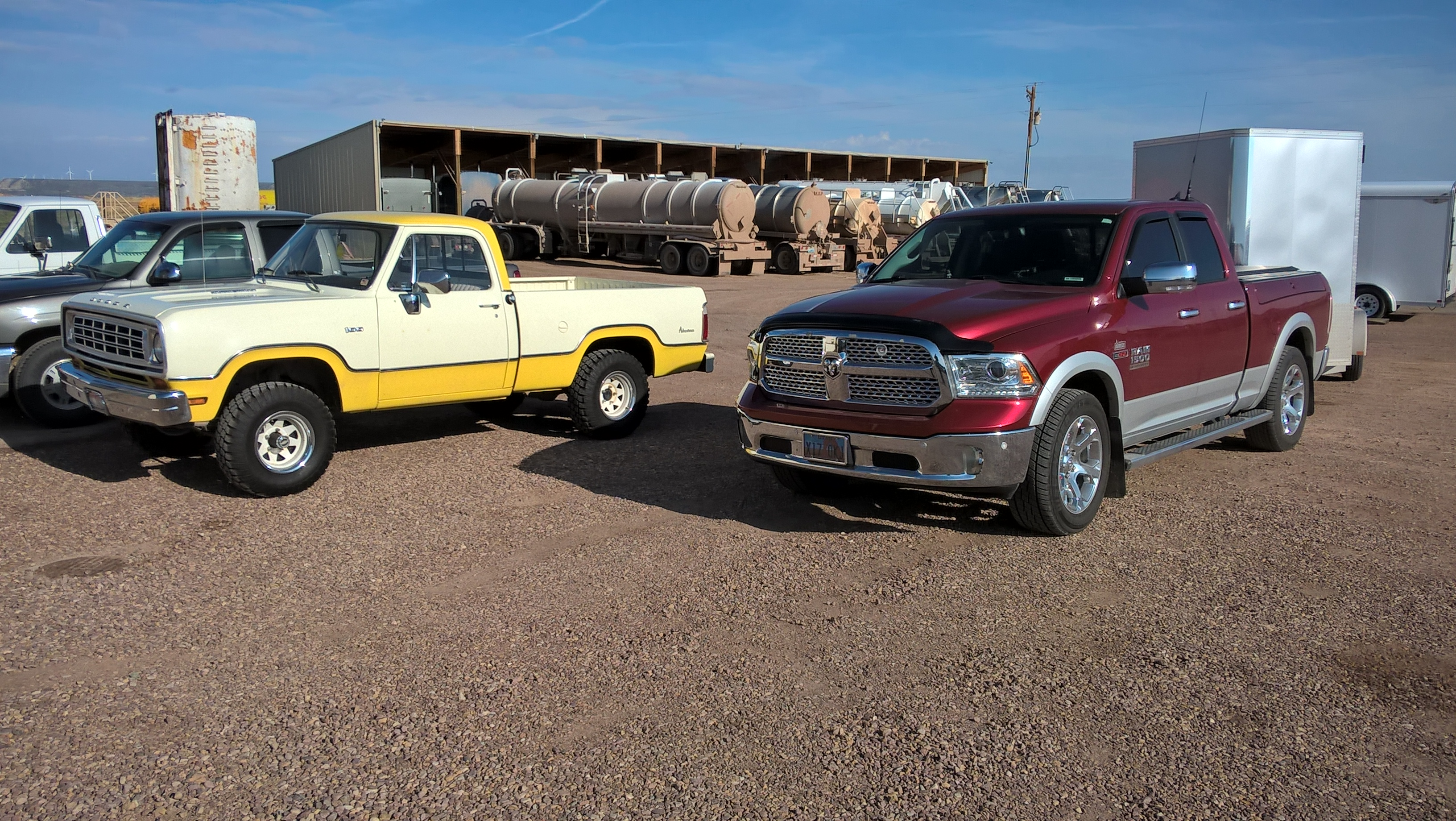 1983 Dodge Power Ram W350 Crew Cab Short Bed $9637 - Page 2