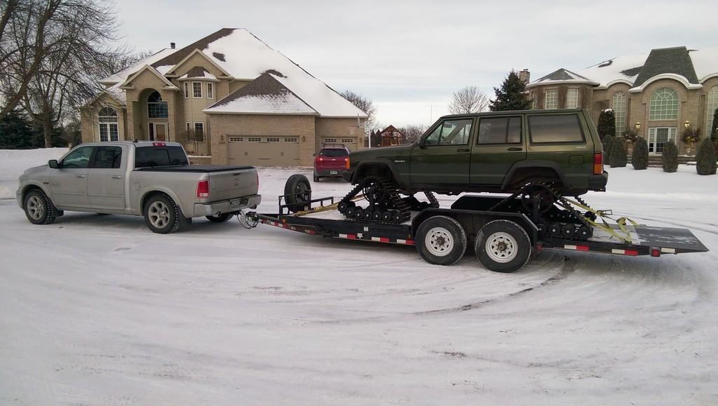 Ecoboost vs. Eco Diesel towing